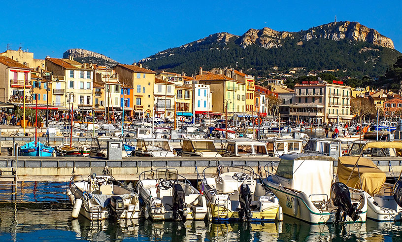 cassis south of france