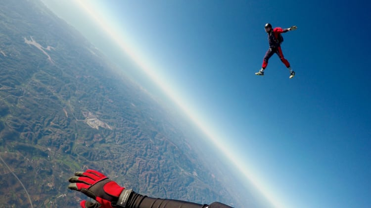 Skydiving Insurance