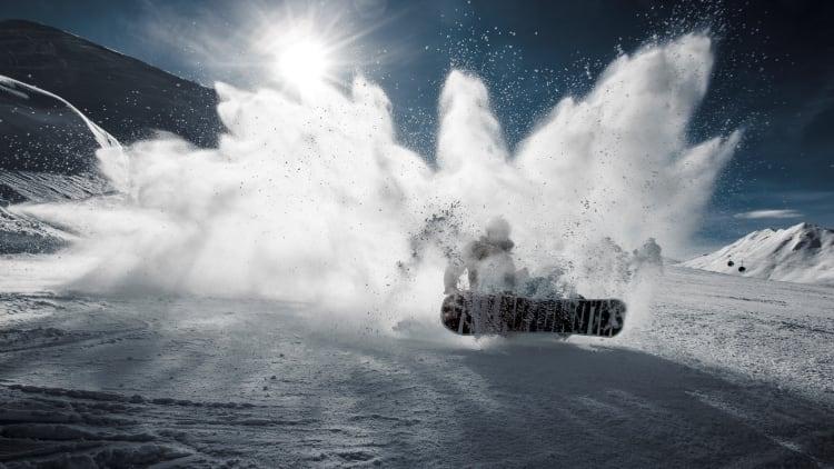 Snowboarding insurance