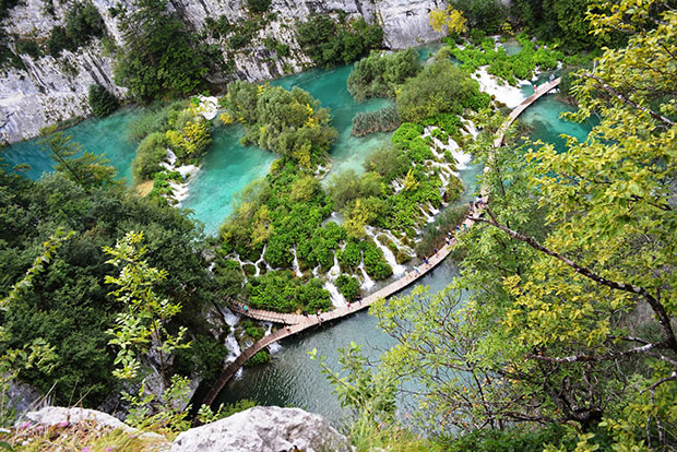 CoverMore_Lisa_Owen_Croatia_Plitvice_National_Park_Boardwalk_Above