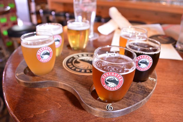 Deschutes Brewery Oregon